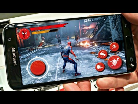 Download Marvel Spider-Man Game For Android    Play Spider-Man Game Android   