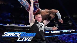 HINDI - Brock Lesnar aa rahe hain WWE Championship ke liye: SmackDown LIVE, September 18, 2019