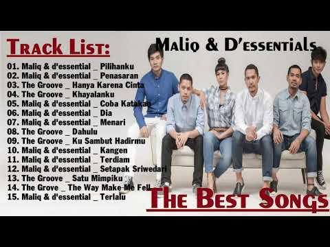 lagu terbaik || Maliq & d'essential - all album || Lagu Tembang Kenangan Terbaik Sepanjang Masa