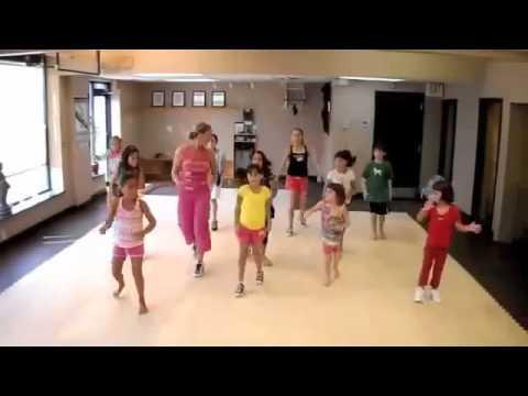 ZUMBA KID - Children Zumba Fitness