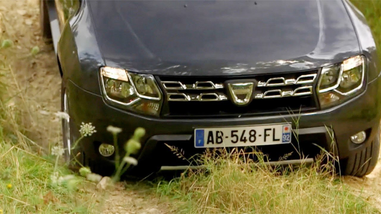 2014 dacia duster offroad youtube. Black Bedroom Furniture Sets. Home Design Ideas