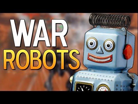 War Robots - БРЕЙН УСТРОИЛ ВОЙНУ РОБОТОВ!