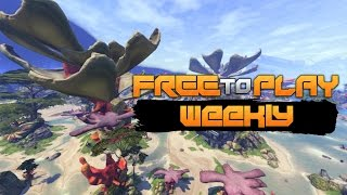 Free To Play Weekly -- Firefall, BlueStreak, Fortnite (ep.133)