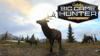 Cabela's Big Game Hunter: Pro Hunts Gameplay (PC HD)