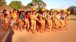 Full Documentary BBC History ISOLATED Amazon Tribes Xingu Indians || The Africa Tribes