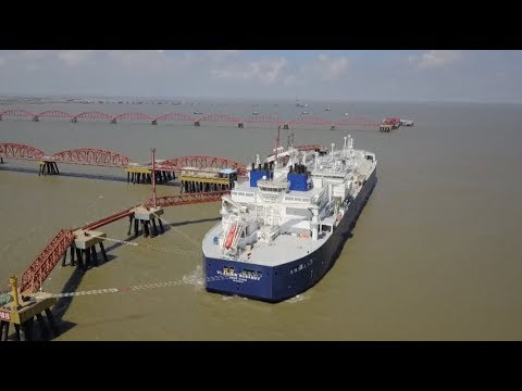 First Tanker Carrying Yamal LNG Cargo Arrives in China