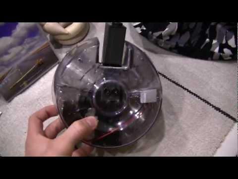 Airsoft DIY drum mag prototype build phase 2