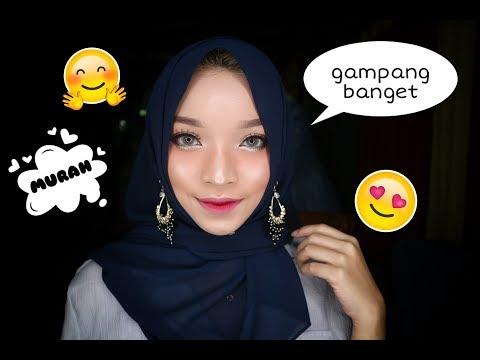 tutorial-make-up-mudah-produk-lokal-|-inspirasi-make-up-lebaran-#2