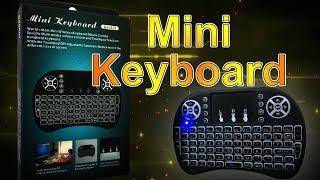 Обзор мини клавиатуры из Китая. Бюджетная беспроводная Keyboard для Android, iOS и Windows
