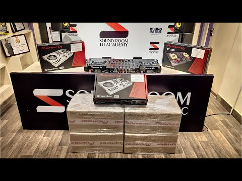 DDJ 400 Silver Edition | DDJ SB3 Gold Edition | Official Unboxing at SOUNDROOM DJ ACADEMY