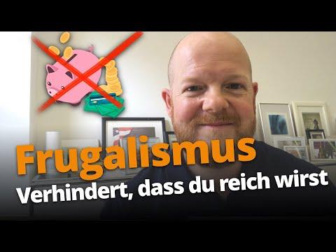 Frugalismus: Verhindert, dass du reich wirst | Jens Rabe