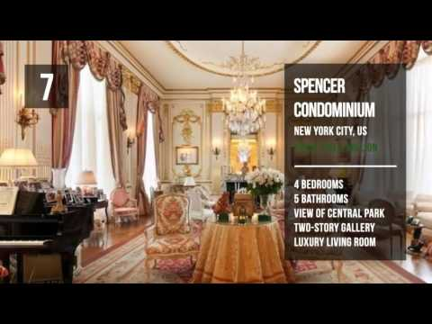 Most expensive penthouses in the world Top Ten