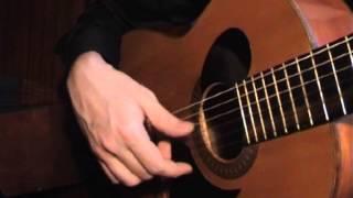 26. Основы техники фламенко (1)