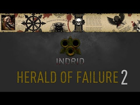Dawn of War 2: Retribution - Indrid, Herald of Failure #2
