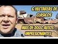 autos clasicos para proyectos , 2000 increibles autos abandonados
