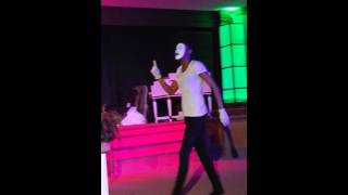 mime dance to i ll be the one by bri briana babineaux