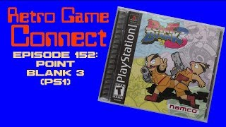 Retro Game Connect #152: Point Blank 3 (PS1)