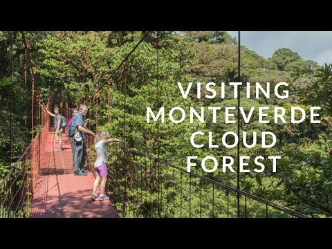 Visiting Monteverde, Costa Rica