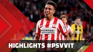 HIGHLIGHTS | PSV - Vitesse