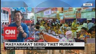 Video Serbu Tiket Murah di Garuda Airlines Travel Fair download MP3, 3GP, MP4, WEBM, AVI, FLV Desember 2017