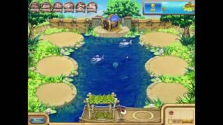 Farm Frenzy 3 Gone Fishing Level 1