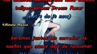 Download 4Minute - Dream Racer (Sub-Esp + Romanización + Lyrics) MP3 song and Music Video