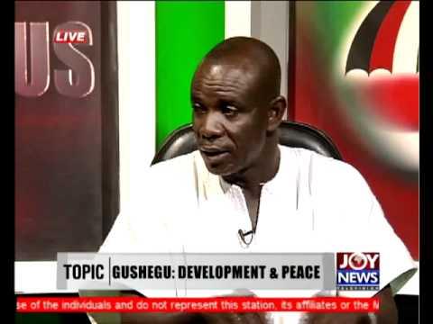 Gushegu Development and Peace - Majority Caucus (29-5-12)