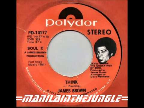 JAMES BROWN - Think (1973)