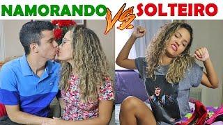 NAMORANDO VS SOLTEIRO! - KIDS FUN