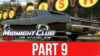 MIDNIGHT CLUB LOS ANGELES XBOX ONE Gameplay Walkthrough Part 9…
