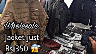 Jackets Wholesale Market | Retail Market | Daily Jacket