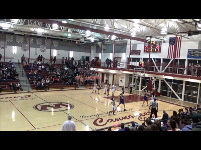 Game Highlights Girls Varsity: CCHS vs Watervliet 1/6/17