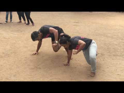 22) Workout with Milind Soman & Anitha By JiffySportt