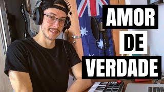 Baixar Amor de Verdade - MC Kekel & MC Rita (cover by Gui Blanch)