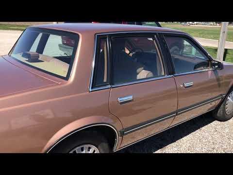 1989 Chevrolet Celebrity