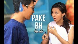 Video Video Lucu - Pake BH Ya Mbak! download MP3, MP4, WEBM, AVI, FLV Mei 2018