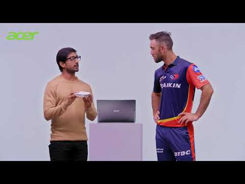Acer Switch 7 featuring Glenn Maxwell