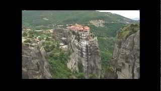 Grecja - Delfy i Meteora