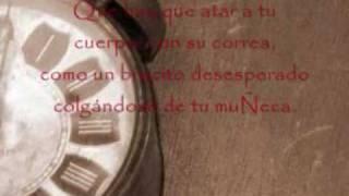 Preámbulo a las instrucciones para dar cuerda a un reloj.- Julio Cortázar (Letra).