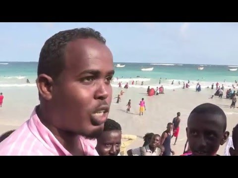 Somali Capital Mogadishu The Newest Tourist Destination 2016 HD