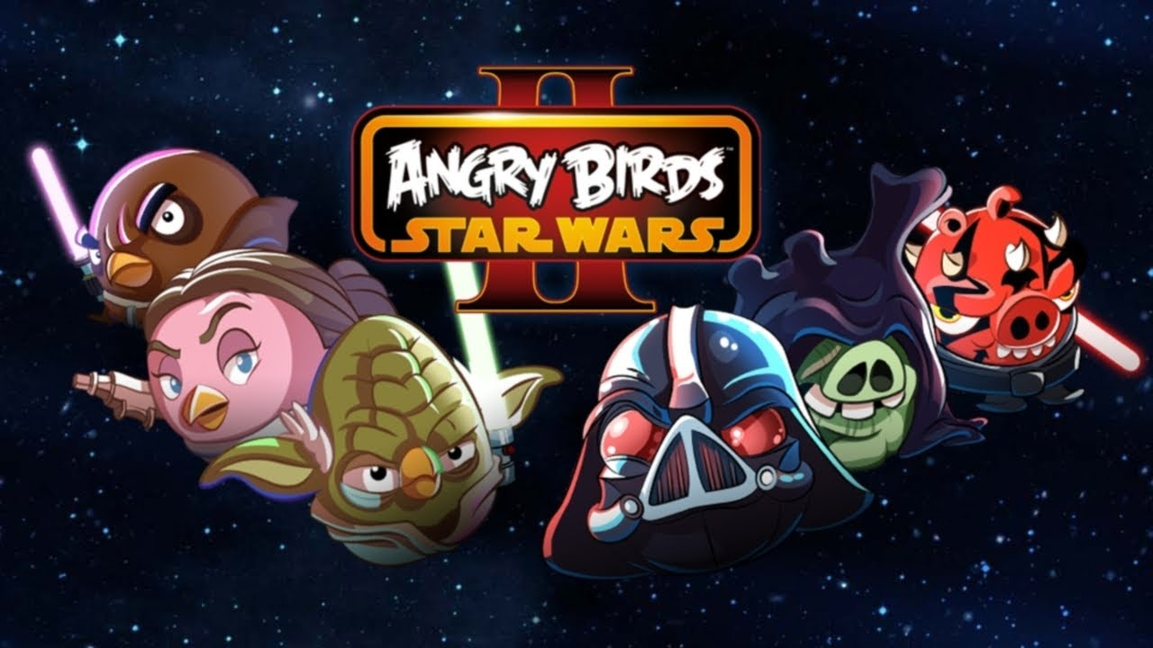 Angry Birds Star Wars II Now Available for Android