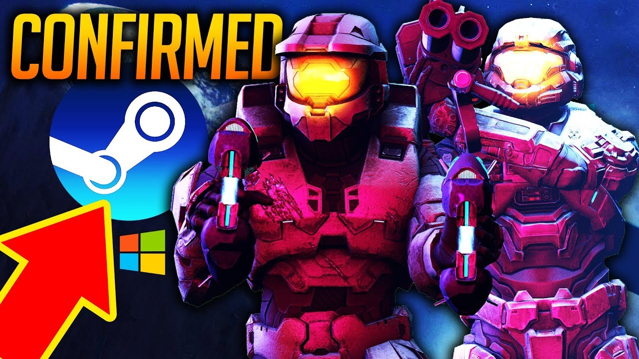 Halo Mcc Reach Confirmed On Pc Steam Awesome Halo News Youtube