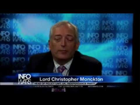 Knights of Malta have been on infowars for years Lord Christopher Monckton Knight of Malta