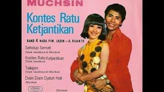 Titiek Sandhora & Muchsin Alatas   Bukan Aku Menolakmu  | Lagu Lawas Nostalgia | Tembang Kenangan