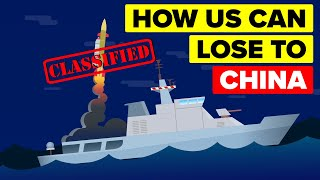 US Navy Must Do This to Defeat Chinese in War