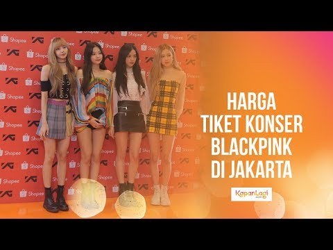 BLACKPINK Siap Gelar 2019 World Tour BLACKPINK [In Your Area: Jakarta] Mp3