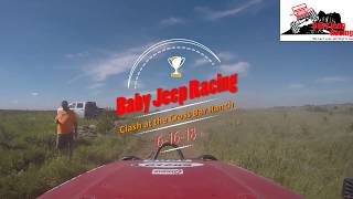 Clash at the Cross Bar Ranch Raw Race Footage
