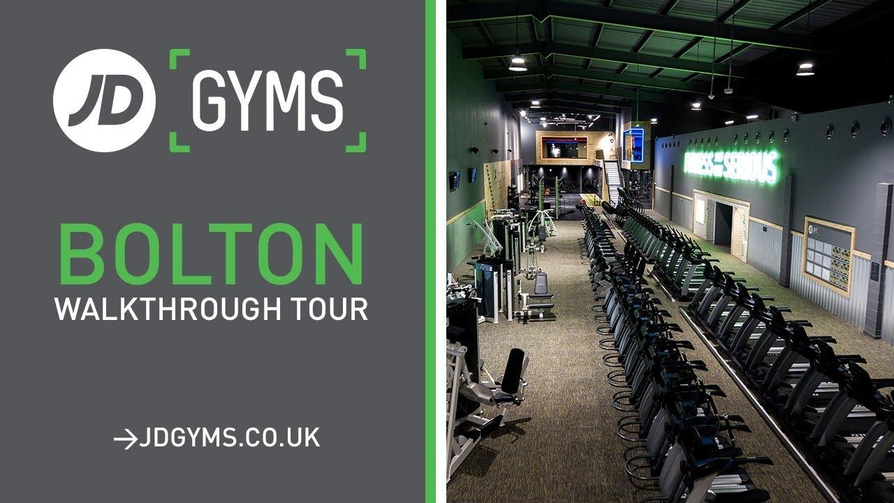 gym deals bolton