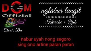Top Hits -  Ngelabur Langit Vita Alvia Karaoke Dengan