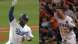 Pulse of the Postseason: Astros up 2-0, Dodgers win